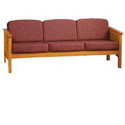 Brodart Accentua Lounge Three Seat Sofa
