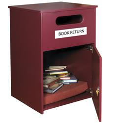 Brodart BudgetMaster™ Freestanding Indoor Book Return