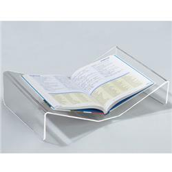Deluxe Acrylic Dictionary/Book Stand