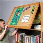 Image of Brodart Bulletin Board Shelf Retrofit Kit