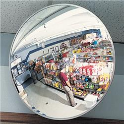 Indoor/Outdoor Circular Security Mirrors