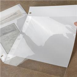 Oversized Three-Ring Binder Pages