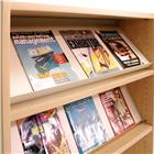 Image of Paragon Steel Magazine Shelf for Infinity™ Library Shelving