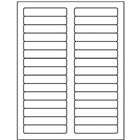 "Image of Brodart Multipurpose 2/3"" x 3 7/16"" Labels"