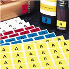 Image of Brodart Horizontal Individual Letter Sheets -- Z