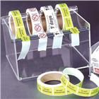 Image of Brodart Acrylic Roll Label Dispenser