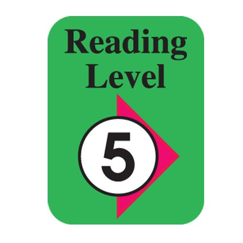 Brodart Level 5 Reading Labels