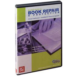 Brodart DVD Guide to Book Repair and Protection