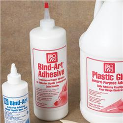 Brodart 12-Oz. Bind-Art Flexible Adhesive