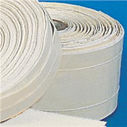 Brodart White Double-Stitched Binder Tape