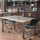 Image of Brodart Solutions Mobile Reading Tables