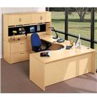 Image of HPFI Overhead Storage Unit for Hyperwork Executive U Corner Desk Units