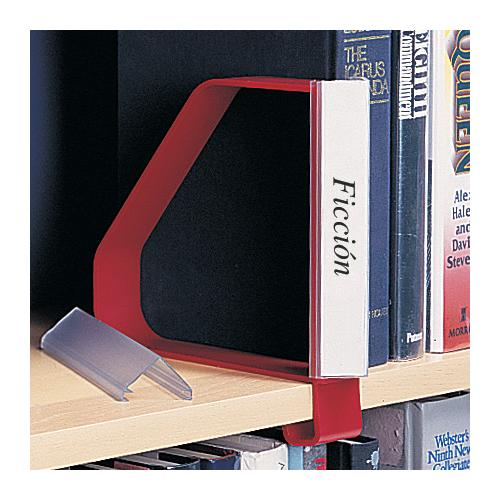 gressco clip on bookend with cork base. Black Bedroom Furniture Sets. Home Design Ideas