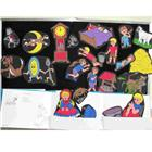 Image of Mother Goose Flannelboard Story Package