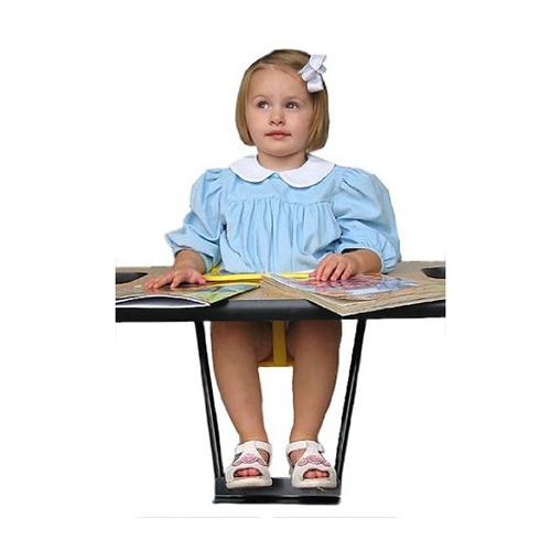 Toddler Activity Tables Optional Foot Support. Zoom