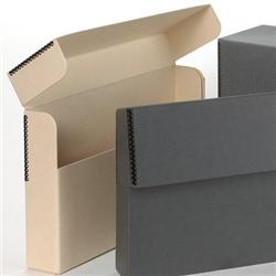 Tyvek® Laminated Tan Document Storage Cases
