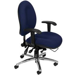 OFM Multi-Shift Big and Tall Chair
