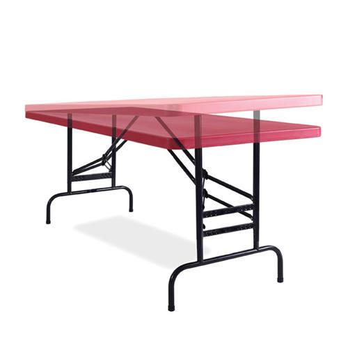 National Public Seating Blow-Molded Folding Table
