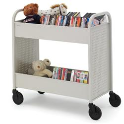 Bretford Book Browser Cart