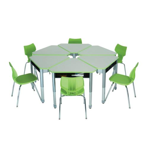 Smith System Interchange™ Open Front Diamond Student Desks
