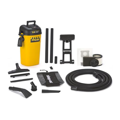 Shop-Vac® Wall-Mount™ 5-Gallon Hang-Up Vac