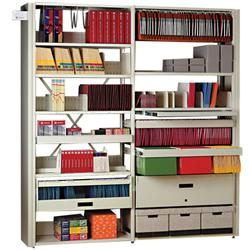 Montel SmartShelf™ Full Depth Storage Shelving