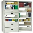 Image of Montel SmartShelf™ Four-Post Hybrid Storage Shelving