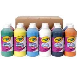 Crayola Artista II® Washable Tempera Paints