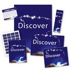 "Image of Opening The Book ""Discover"" Graphic Package"