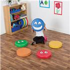 Image of Kalokids™ English Emotions™ Floor Cushions