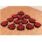 Image of Kalokids™ Back to Nature™ Ladybug Counting Cushions