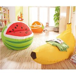 haba orange bean bag. Black Bedroom Furniture Sets. Home Design Ideas