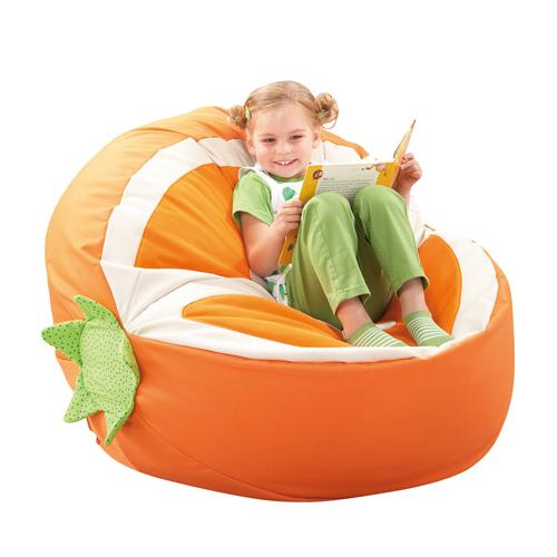 HABA® Orange Bean Bag. Zoom