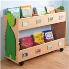 Image of Gressco HABA® Subject Book Carts