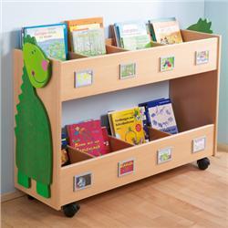 Ordinaire HABA® Subject Book Cart