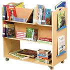 Image of Guidecraft School Library Cart