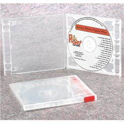 Zenith™ Pac CD Security Case