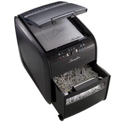Swingline® Stack-and-Shred™ 80X Auto-Feed Shredder