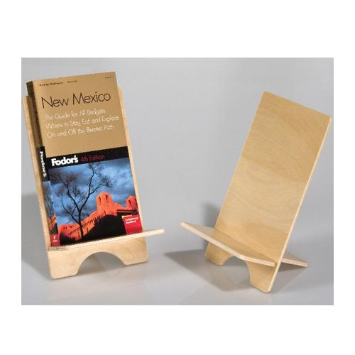 Plywood Book Stands. Zoom