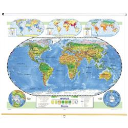 Nystrom land cover world map gumiabroncs Image collections