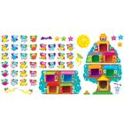 Image of Trend Enterprises Owl-Stars!™ Job Chart Bulletin Board Set