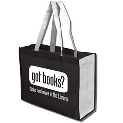 JanWay® Got Books? Tote