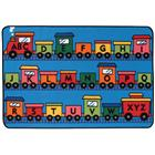 Image of Carpets for Kids® Kid$ Value Rugs™ Alphabet Train