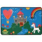 Image of Carpets for Kids® Kid$ Value Rugs™ Fantasy Fun