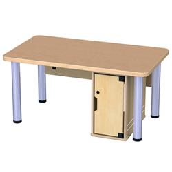 Jonti-Craft TrueModern® Computer-Ready Tables
