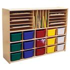 Image of Wood Designs™ Contender™ Multi-Storage Units
