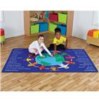 Image of Kalokids™ Multi-Cultural Nation™ Welcome Carpet