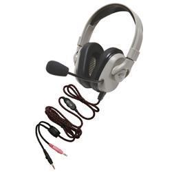 Califone® Titanium™ Series Headset with Sentinel Technology and Guaranteed for Life™ Cord
