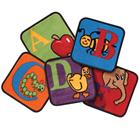 Image of Carpets for Kids® Reading by the Book Carpet Squares