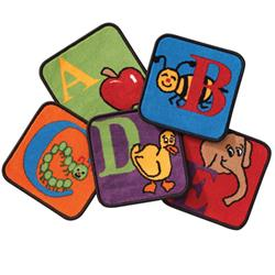 Carpets for Kids® Reading by the Book Carpet Squares